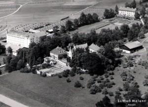 Schloss Melans - Privatbesitz seit 1815