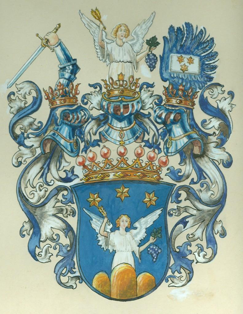 (Deutsch) Mag. Christoph Riccabona / Schloss Melans - Privatbesitz seit 1815