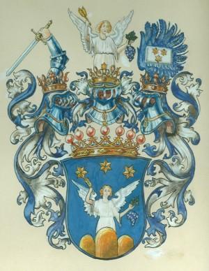 Melans Castle - Privatbesitz seit 1815