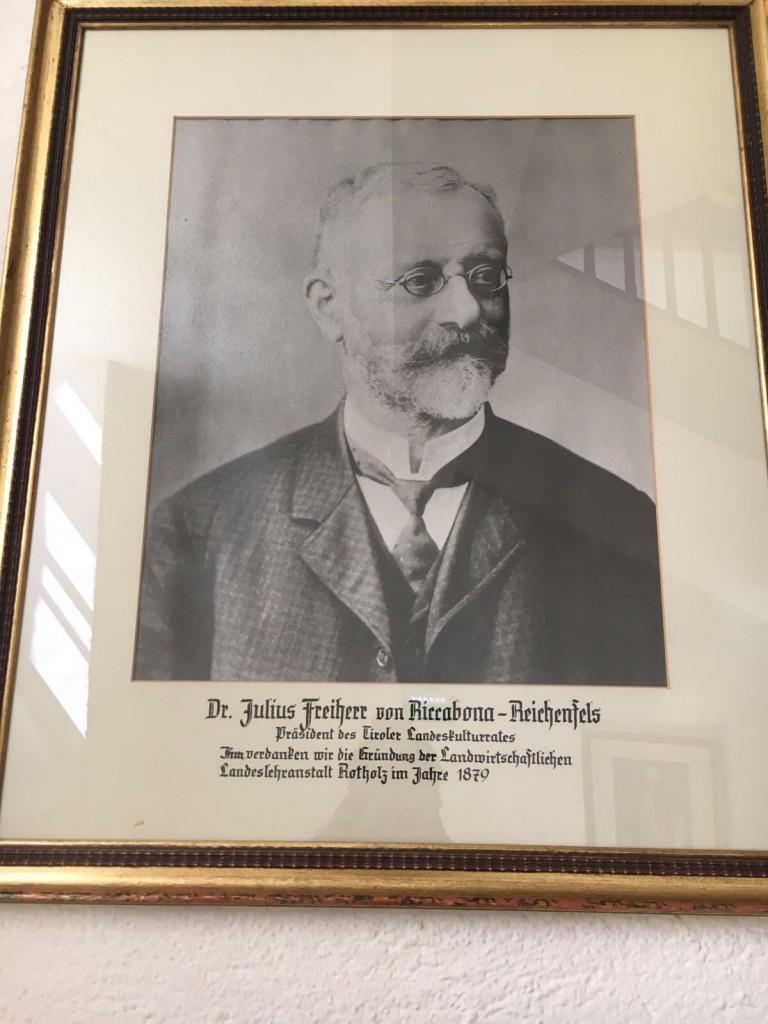 Julius I. Freiherr Riccabona von Reichenfels_Rotholz